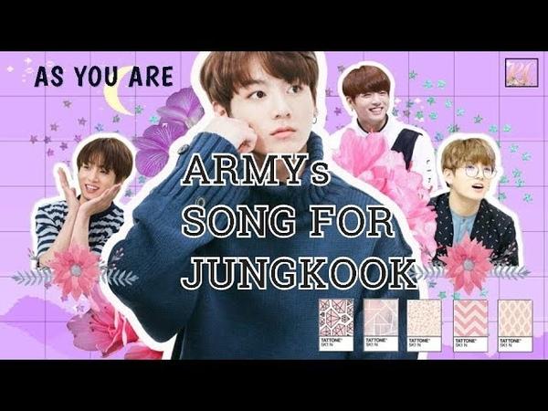 [BTS] ARMYs SONG FOR JUNGKOOK -Kor Sub Rus Sub-