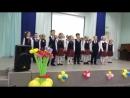 Выступление на концерте ко Дню Учителя.