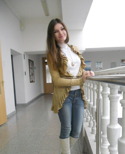Екатерина Косливцева, 4 сентября 1995, Саратов, id222279294
