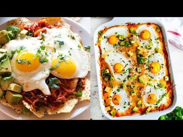 12 EASY 10 Minute Breakfast Recipes - Amazing Breakfast Ideas