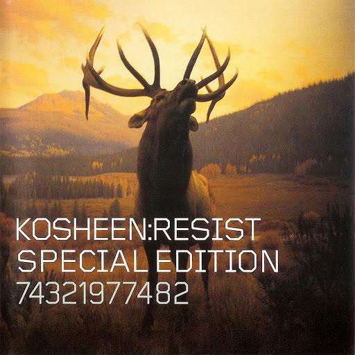 Kosheen альбом Resist (Special Edition)