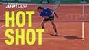 Fabio Fognini Hot Shot Compilation 2019 Monte-Carlo First Round