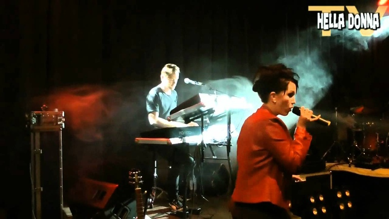 Hella Donna Video-Podcast Part 10 - THE FIRST GIG 2012 - 01.06.2012 - THUM