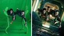 Amazing Before After Hollywood VFX: Life