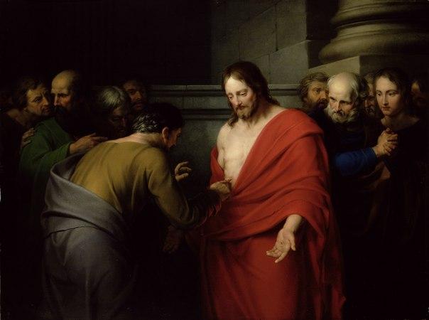 Христос явился Фоме