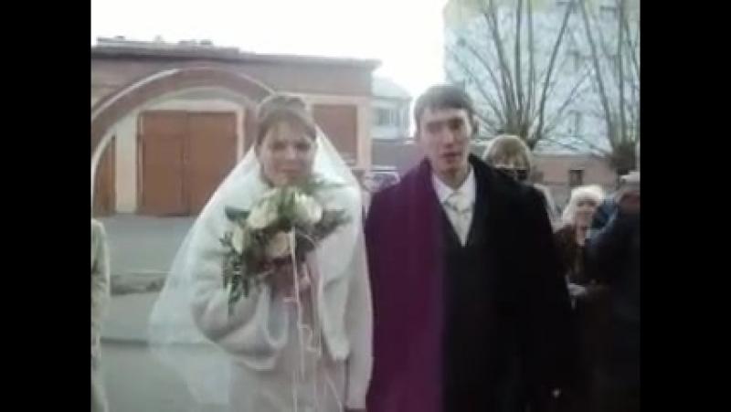 челюсть заклинило на собственной свадьбе Хахаха угарно