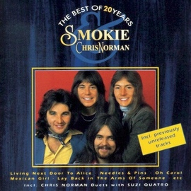 Smokie альбом The Best Of 20 Years