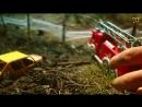 Мультик про машинки багги и пожарную машину. МанкиМульт