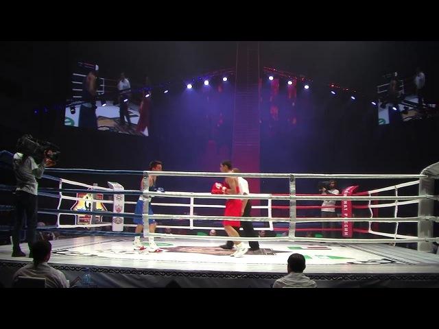 Батыргазиев Альберт (ХМАО-Югра) vs Субханкулов Артур (Башкортостан) 60кг финал