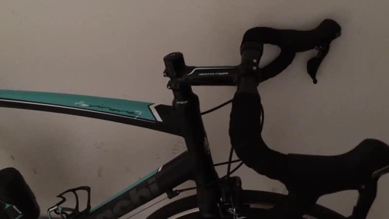 Oбзор кастомного шоссейного велосипеда Bianchi