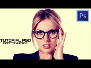 Tutorial Photoshop CS6: Efectos Vintage HD\\\pkj