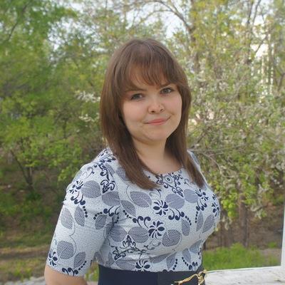 Анастасия Меньшакова