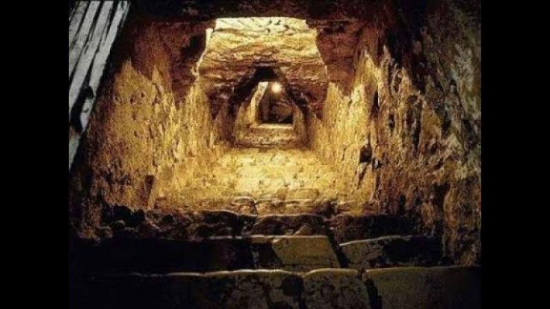 В центре Канады под землей обнаружена огромная пирамида.Следы БОГОВ.Аномальные зоны планеты
