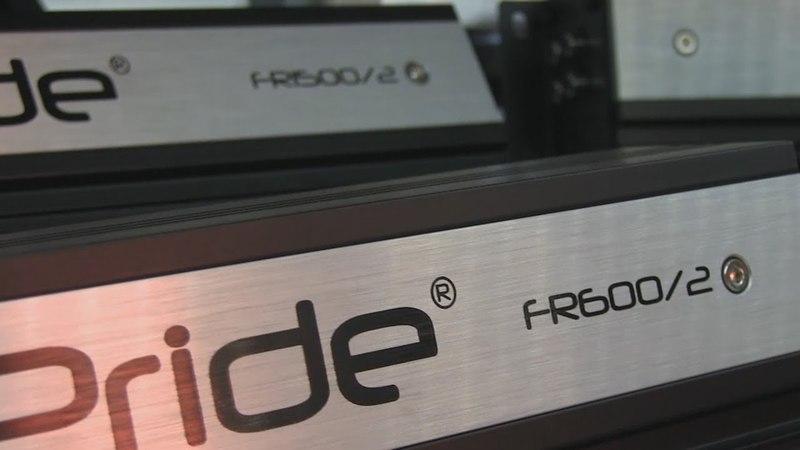 НОВИНКА от компании Pride, Корейская надёжность FR-серия