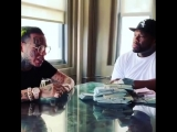 50 Cent дарит 6ix9ine драгоценный ингалятор от астмы [NR]