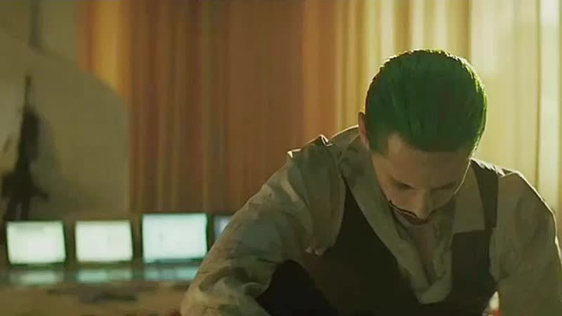Love this Joker scene from Suicide Squad 😈🔥❤️ .