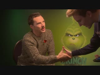 Benedict Cumberbatch - It's nice to be mean