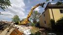 Abbruch von Mehrfamilienhäusern in Hattingen Actioncut