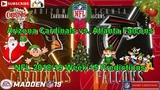 Arizona Cardinals vs Atlanta Falcons NFL 2018-19 Week 15 Predictions Madden NFL 19
