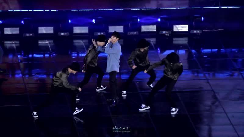 [181123] MBN Hero Concert I Hate You @ HJC 421