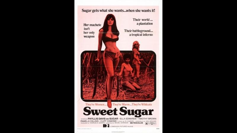 Сладкая милашка / Sweet sugar. 1972. 720p. Перевод Алексей Багичев. VHS