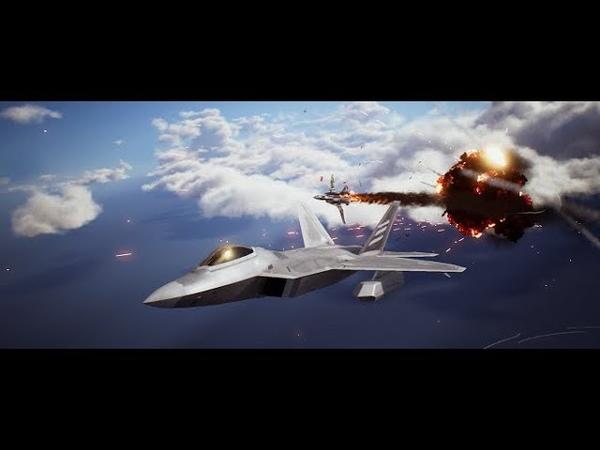 Ace Combat 7 стал известен размер игры на Xbox One и PlayStation 4, появился новый ролик с Су 57