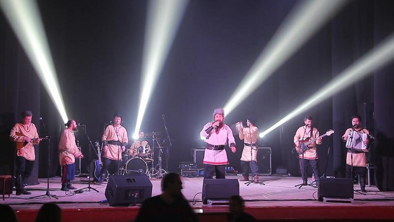 Соловьи-Разбойники. Концерт Брянск 8.10.2017 ДК БМЗ