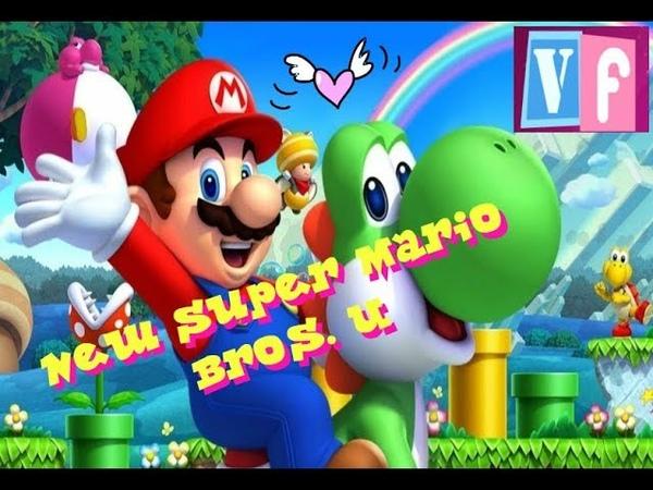 2 НОВЫЙ СУПЕР МАРИОNew Super Mario Bros. U ЗЛОЙ ДРАКОН ОКАЗАЛСЯ КЛОУНОМ