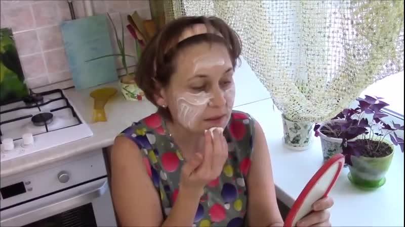 Супер маска для лица на все случаи и праздники. Домашний ботокс