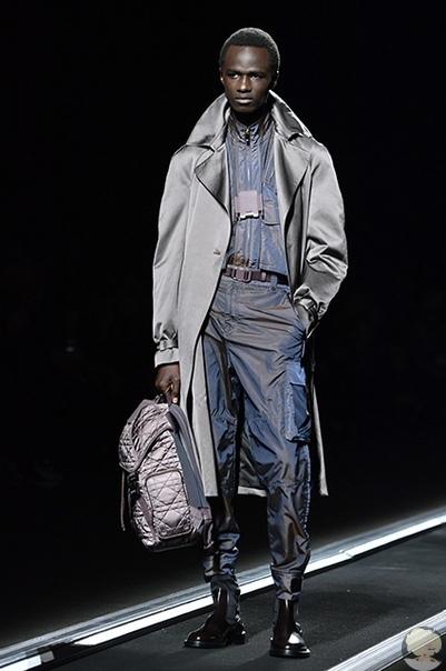 Гости на показе Dior в Париже