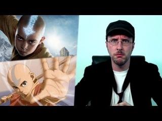 Ностальгирующий критик и косплей Аватара. Nostalgia Critic - The Last Airbender / Повелитель стихий (rus vo)