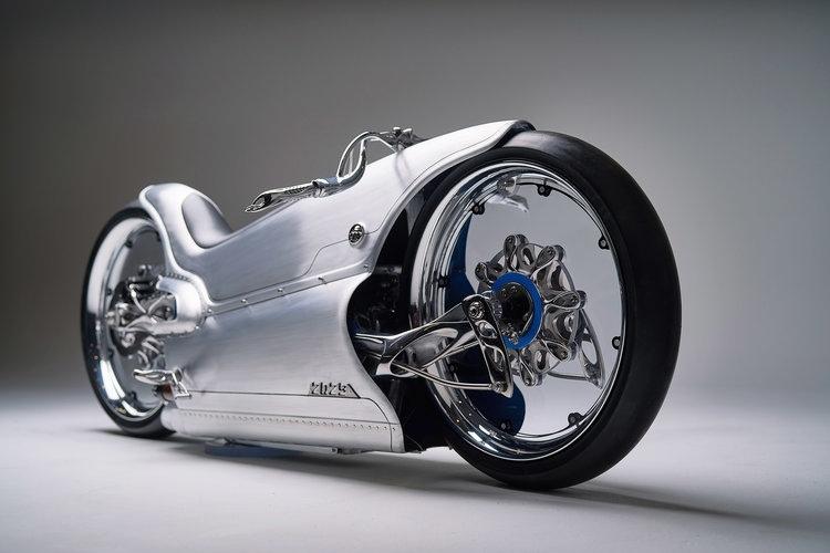 Fuller Moto: Majestic 2029 - современная интерпритация Majestic 1929