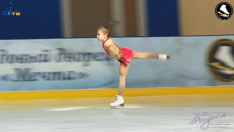Александра ИВАНОВА - Alexandra IVANOVA (2011) - На призы сети магазинов «Фигурист» 2018