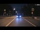 Гонки по Москве на BMW X5M и ML63 (Coolio - Gangsta's Paradise)
