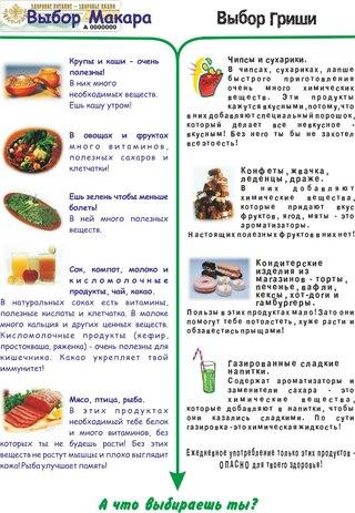 программа здоровое питание в школе