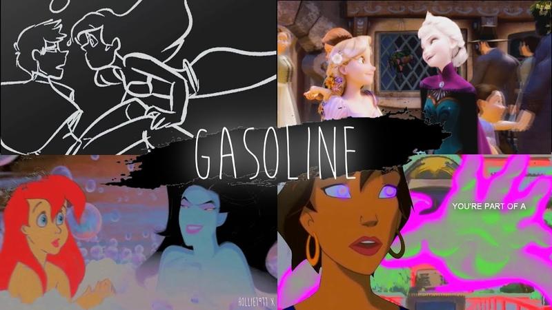 Gasoline || Non.Disney Mep ||