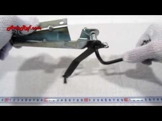 Педаль газа на ВАЗ 2101-2107 (21073i) инжектор под трос, 21073-1108011, Авто ВАЗ