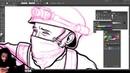 Soldier Art Tutorial For Adobe Illustrator