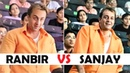 Sanju Vs Munna Bhai MBBS Comparison Who did it Better Ranbir or Sanjay