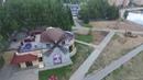 мой город юности сьёмка квадрокоптером 2018год Зеленодольск.