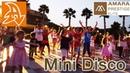 Amara Prestige 5* Детская дискотека в Турции. Мини диско. Hotel review. Mini Disco