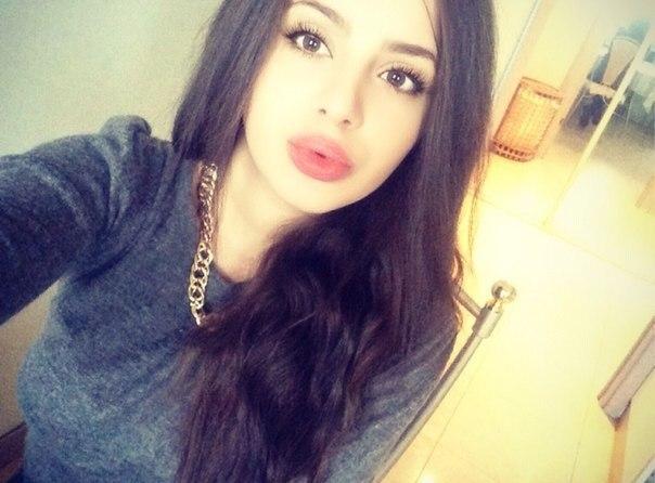 красивое девушек фото