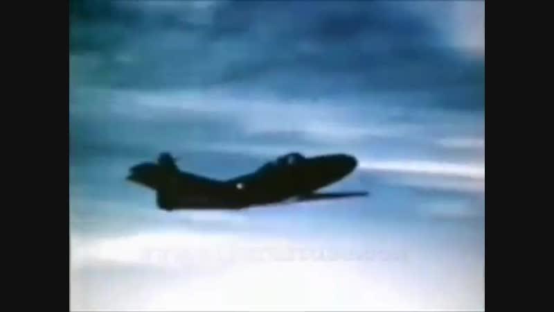 Палубный истребитель-бомбардировщик McDonnell FH-1 Phantom