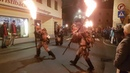 Krampus Parade Shows Scary Christmas Traditions || ViralHog