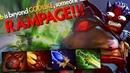 🔥 СУМАСШЕДШАЯ Игра На Мидовом Лионе 🔥 Carry Lion Mid Rampage Dota 2