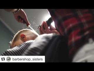 """Barbershop """"Sisters"""" 💈"""