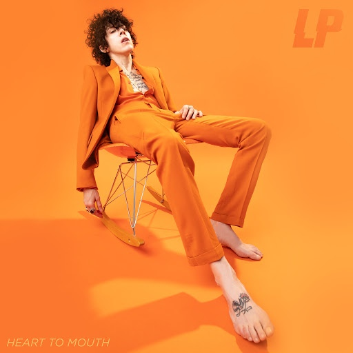 Lp альбом Heart to Mouth