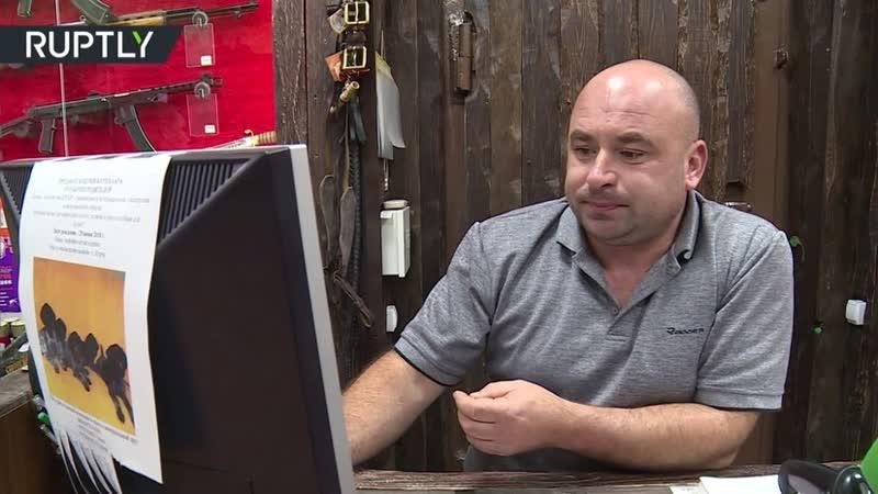 «Предоставил паспорт и разрешение на оружие»: продавец охотничьего магазина — о керченском стрелке