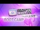 Boot Camp desde Miami Beach Rutina para eliminar los rollitos de la espalda