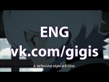 [Gigis][английские субтитры] 3 (03) серия Импульс Мира / World Trigger